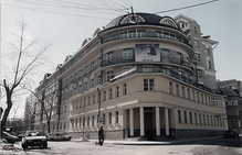 Residential Building on Bolshaia Pionerskaia